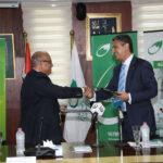 البريد المصري يوقع بروتوكول تعاون مع جهاز تنمية التجارة الداخلية لتيسير حصول المواطنين على خدمات الجهاز